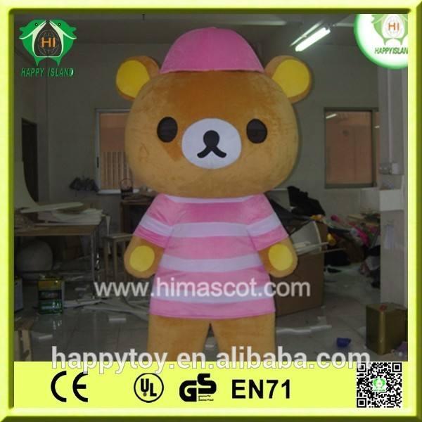 Hallo en 71 lieferanten meistverkauften rilakkuma kostüm, china brauch maskottchen