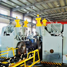 Seaming Machine  for drum manufacturing equipment or steel drum production line or drum making machine
