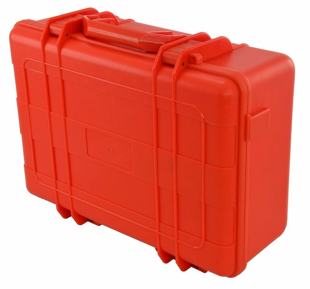 Safety Multi-Functional Toolbox Hard Camera Abs Plastic Storage Case