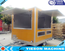 Food Stall/Car Drink Stand drink kiosk YS-FV260