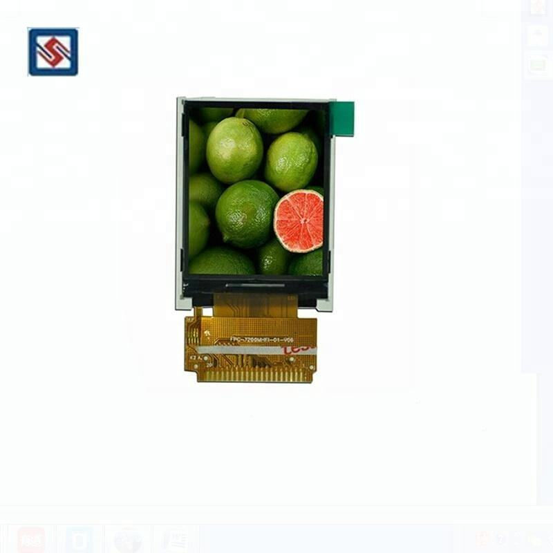 "2"" tft lcd display high quality cog lcm 2.0 inch tft lcd panel ILI9225G LCD display for instrument"