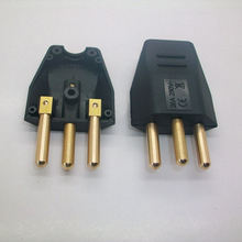 Brazil Plug/Detachable Plug/Brazil Type Electric Plug With CE and Rohs