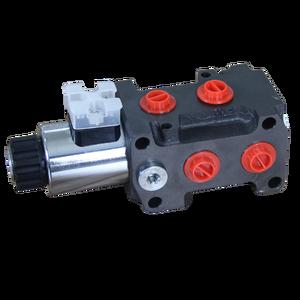 12 V DC Solenoide Tubular acción de empuje 19mm RS 431-7560