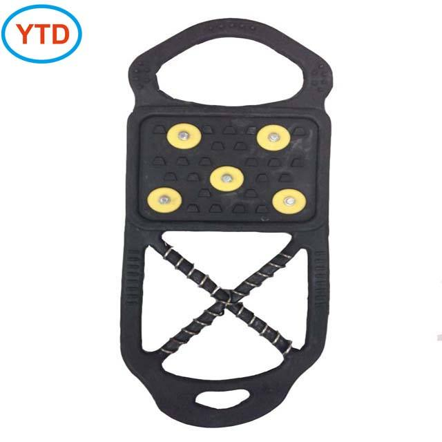 Boots Shoe Grips Grippers ice Treads Anti Slip Cleats Spikes Safety Snow Grip