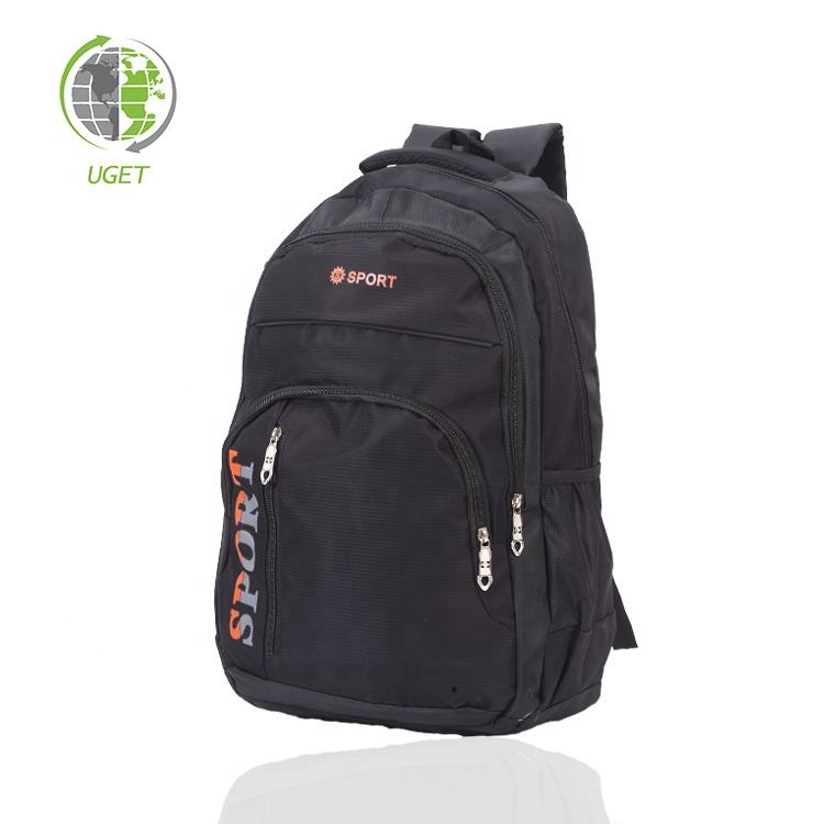 Free Sample Computer Back Packs 15.6 Waterproof Canvas Laptop Backpack
