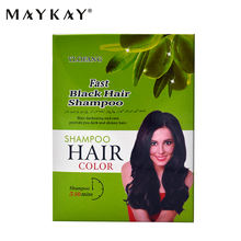 Gocare Brazilian hair color dye anti-allergy hair color light brown matrix hair dye shampoo conditioner manufacturer