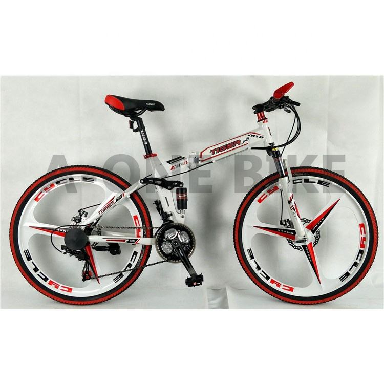 High Quality 21 Speed Steel Mountain Bike MTB Bicycle