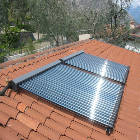 Thermosyphon Solar Water Heater System Solar Thermal Water Heaters For Home