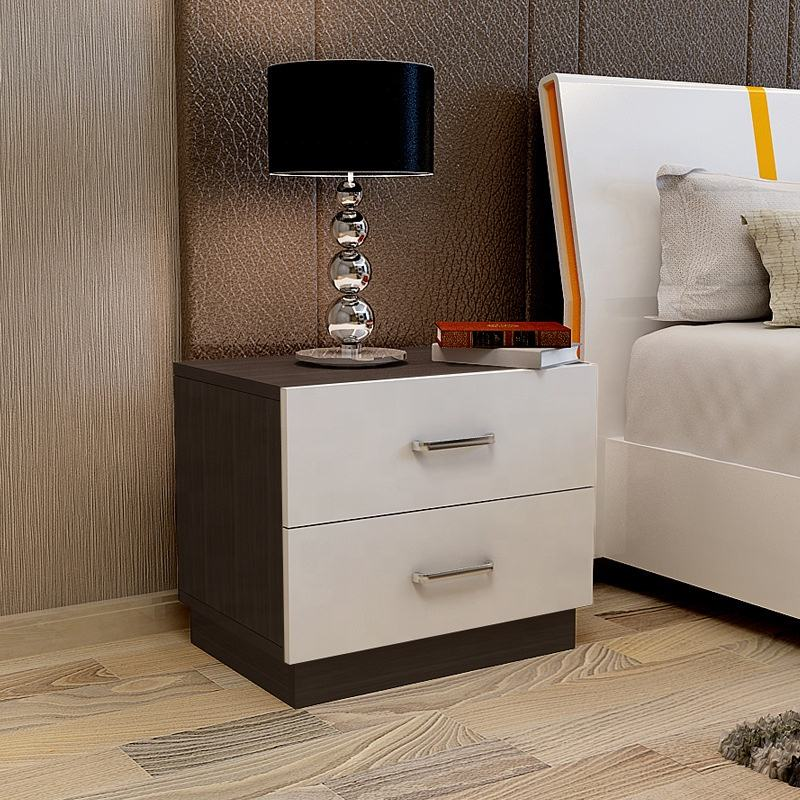Bedside Lamp Table Corner Nightstand Night Stand Bedside Table