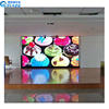 P2 P3 P4 P5 led panels for video wall 3d led wall panels wall screen smd indoor front service p2 led display screen