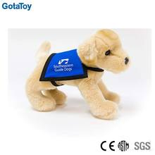 High quality custom plush golden retriever stuffed soft dog toy