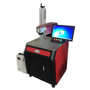 DA SHENG uv ultraviolet Laser Marking/inkjet printing Machine for Iphone case,wire,bottle,cosmetics,power
