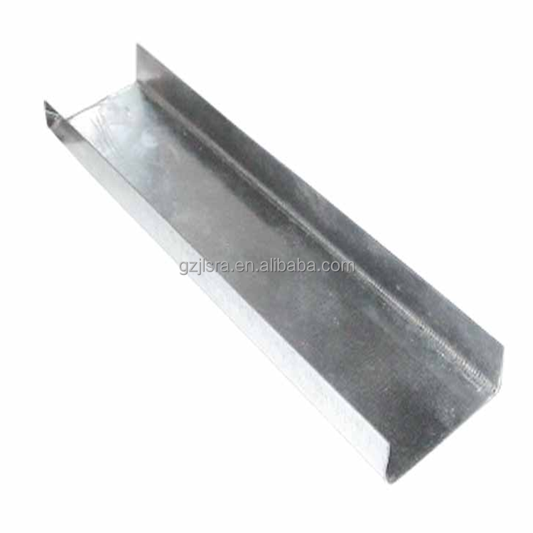 Philippines gypsum ceiling channels/ceiling frame main channel and furring channel