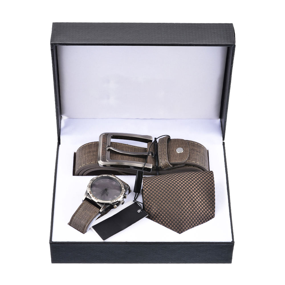 cheap corporate gifts for business women wholesale popular in France as gift (watch+pen+wallet)