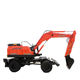 Excavator 7 Ton Wheel Excavator 7 Ton Wheel Excavator With Good Price For Sale Now