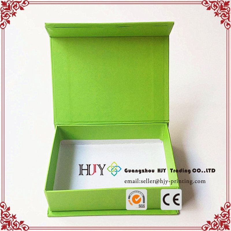 High quality Deluxe customized children's book packaging box / gift box