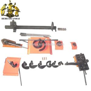 DH-SW13 Manual Besi Hias Scroll Bender Alat Set