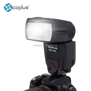 Mcoplus flash TTL MCO 580 para Canon cámara DSLR 5D mark III 7D 70D TTL Flash de la Cámara flash