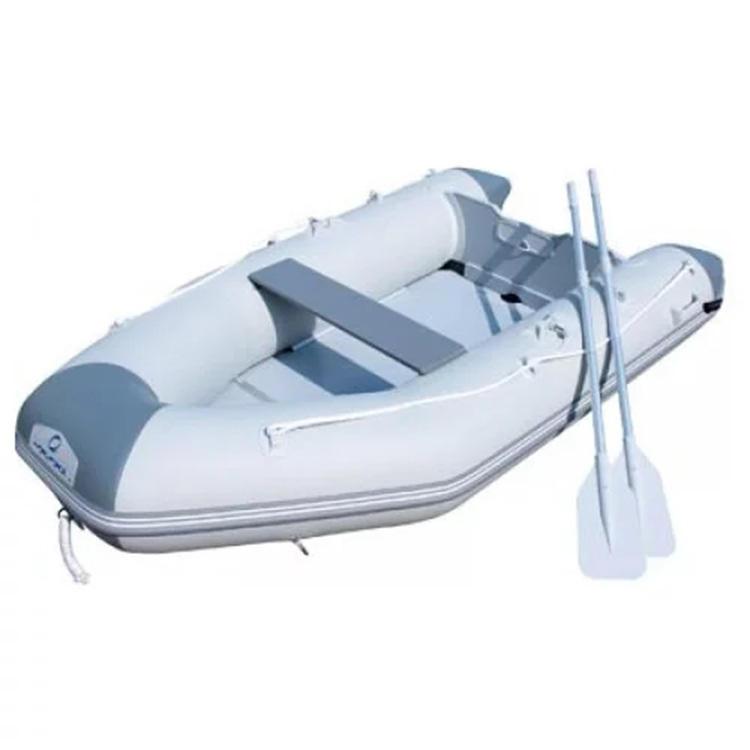 Chèo thuyền Thuyền Đánh Cá <span class=keywords><strong>Inflatable</strong></span> Thuyền Cho 4 Người PVC Thuyền Thuyền Sườn