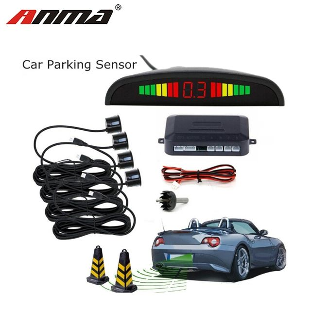 Alarm LED Display lora smart parking sensor