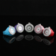Novelty 9 Colors Rings For Women Bling