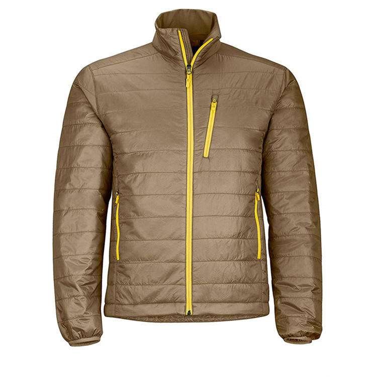 Men's Puffer Jacket Windproof Outerwear