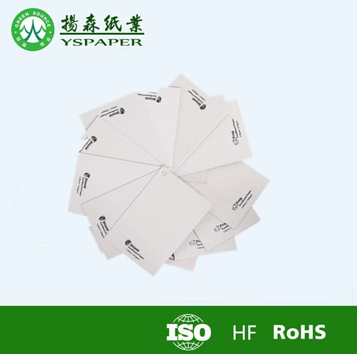 Professional paper mill thick stock lot grey paper board wth different grade
