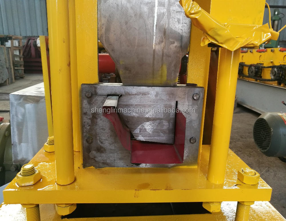 roll forming rain gutter machine