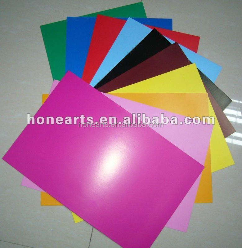 High Quality Color Glazed Paper
