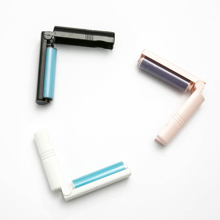 New design factory price single mini pocket lint roller