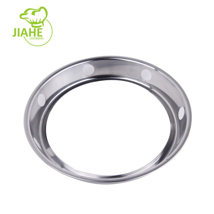 Durable Stainless Steel Wok Rack Wok Ring For Gas Stove