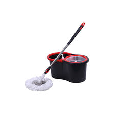 Magic Mop 360 Rotating spin Wring mop Replaceable Household Bucket Cleaning Tool