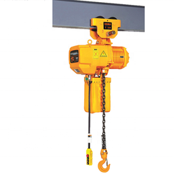 Electric chain hoist HHBB 3 ton with trolley best price