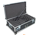 Promotion factory hard case waterproof aluminum hard gun case