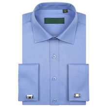 2020 mens shirts 100% cotton, men french cuff dress shirts, wholesale formal men executive shirts