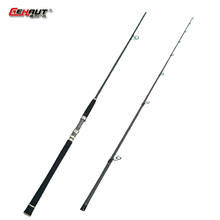 Hot Sale 2.49m 2.7m Carbon Sea Bass slow jig spinning fishing rod