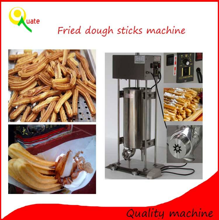 Snack Machine Spanish Latin Fried Fruit Making/Forming Machine