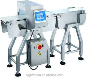 Hot Sale Factory Offering Automatic Metal Detector For Food Processing Industry