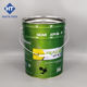 UN approved metal steel tin 5 gallon 20 liter chemical paint oil bucket pail drum with lid