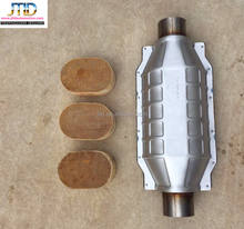 Factory Price Universal Exhaust Catalytic Converter