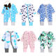 Can be customized amazing baby posh colorful clothes newborn clothing infants jumper child set