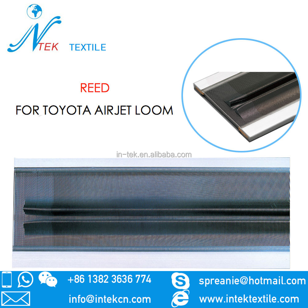 airjet reed for toyota loom