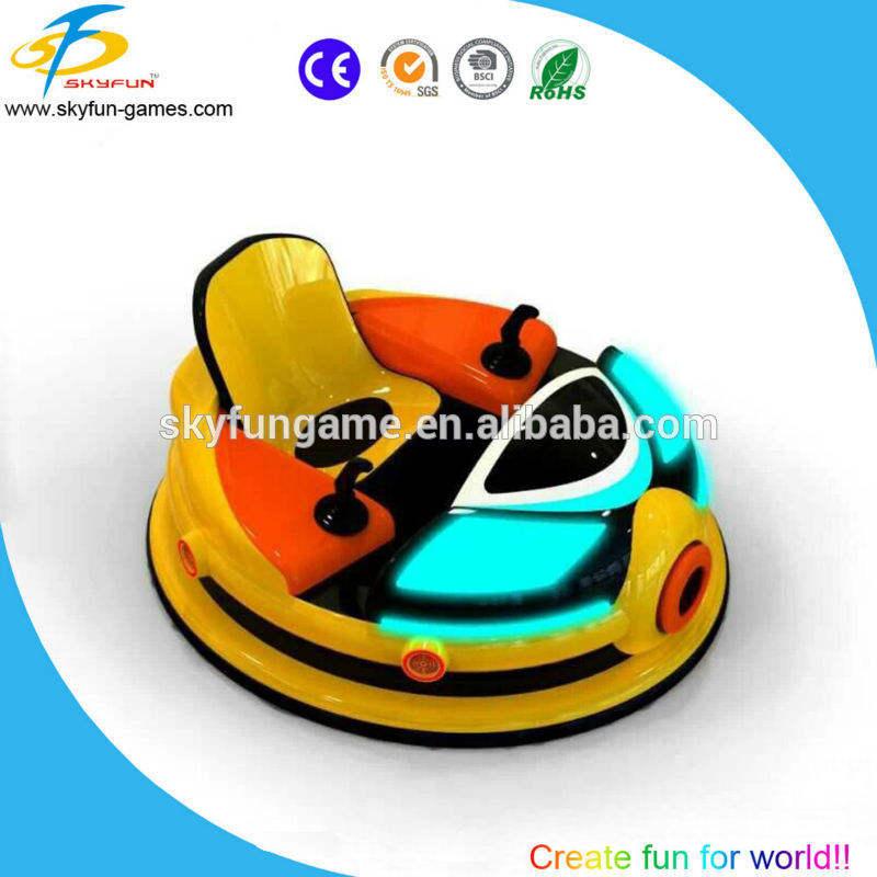 Caliente venta auto de choque máquina de juegos, paseos de la diversión para niños de la venta auto de choque