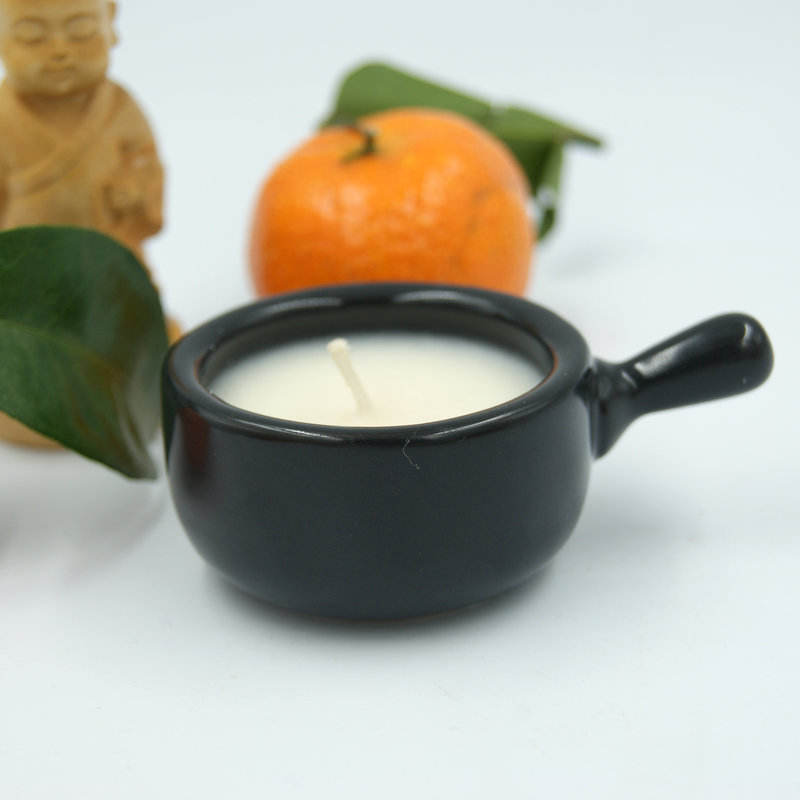 100% Scented Soy wax Massage Oil Candles for SPA and bath