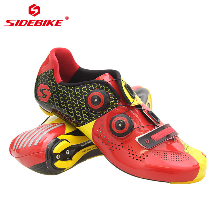 Bike Road Shoe Bicycle Shoes Self-locking Shoes for Riding made in China SD011 Road