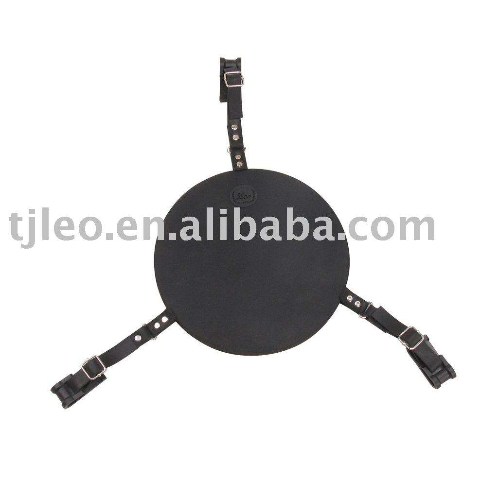 praktek bass drum pad