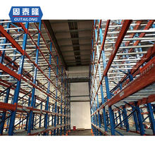 Pallet racking system warehouse shelves heavy duty warehouse selective rack