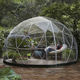 garden igloo tent / transparent dome tent