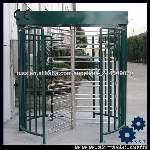 Вход контроля доступа полную высоту безопасности турникет ворота