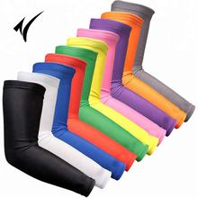 FL00-017 UV Sun Protection Cooling Sports Comrpession Arm Sleeve Support